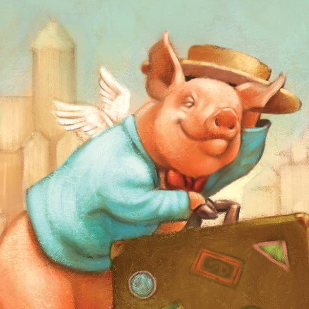 When A Pig Flies